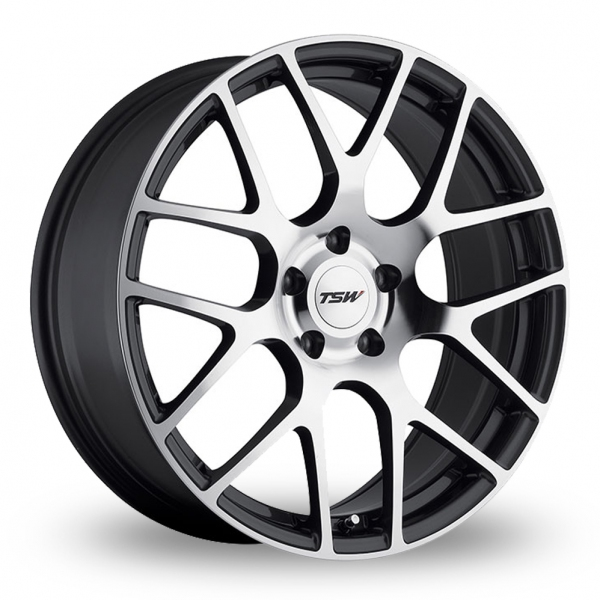 Zoom TSW Nurburgring_Forged Gun_Metal_Polished Alloys