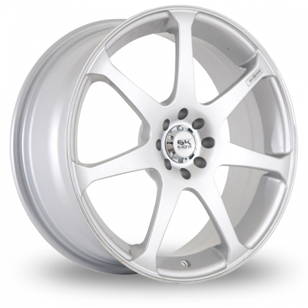 Zoom BK_Racing 238 Silver Alloys