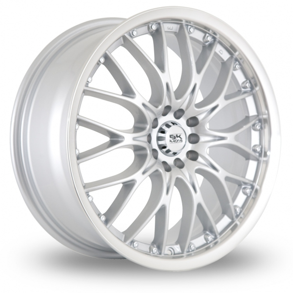 Zoom BK_Racing 299 Silver Alloys