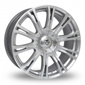 Image for Wolfrace Wolf_Design_Vermont_Sport Hyper_Silver Alloy Wheels
