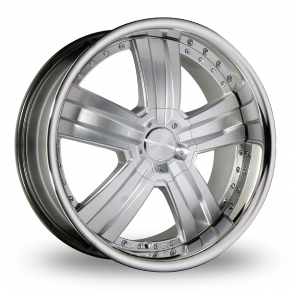 Zoom Ace C899_Deluxe Hyper_Silver Alloys
