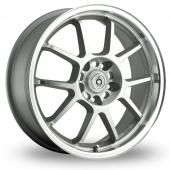 Image for Konig Foil Silver_Polished Alloy Wheels