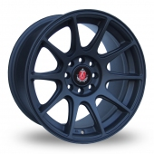 Image for Axe Ex_8ight Black Alloy Wheels