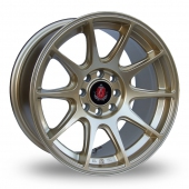 Image for Axe Ex_8ight Gold Alloy Wheels