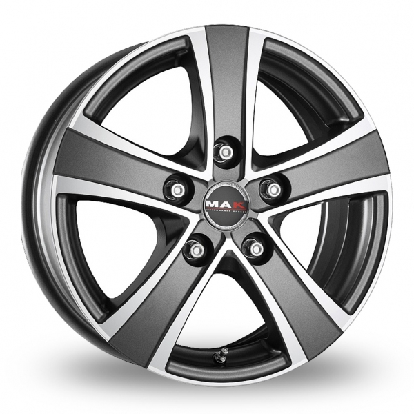 Zoom MAK Van_5 Gun_Metal_Polished Alloys