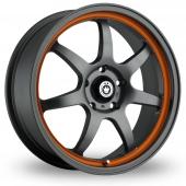 Image for Konig Forward Grey Alloy Wheels