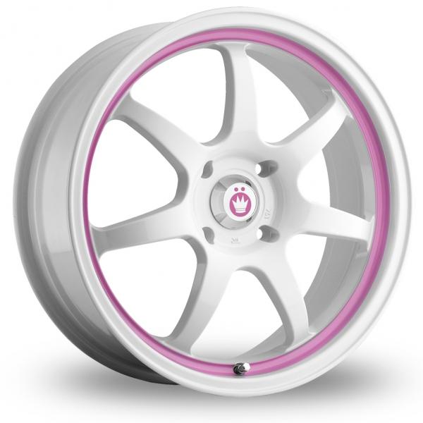 Zoom Konig Forward White_Pink Alloys