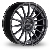 Image for OZ_Racing Superturismo_LM_5x120_Low_Wider_Rear Graphite Alloy Wheels