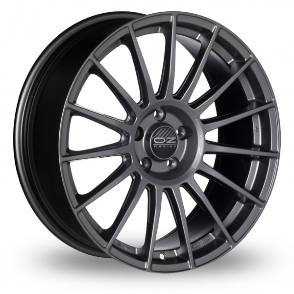 Zoom OZ_Racing Superturismo_LM_5x120_Low_Wider_Rear Graphite Alloys