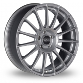 Image for OZ_Racing Superturismo_LM_5x112_Wider_Rear Silver Alloy Wheels