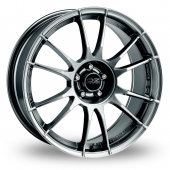 Image for OZ_Racing Ultraleggera_5x114_Wider_Rear Chrystal_Titanium Alloy Wheels