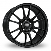 Image for OZ_Racing Ultraleggera_5x114_Wider_Rear Matt_Black Alloy Wheels