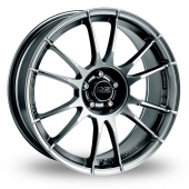 Image for OZ_Racing Ultraleggera_5x120_Wider_Rear Chrystal_Titanium Alloy Wheels