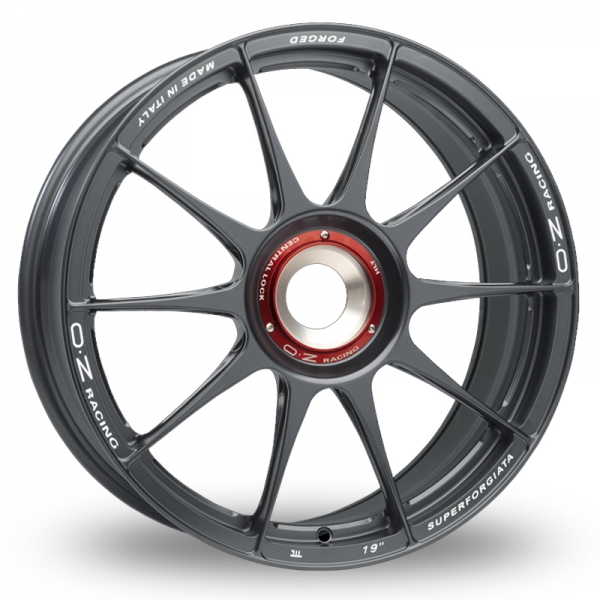 Zoom OZ_Racing Superforgiata_CL Grigio_Corsa Alloys