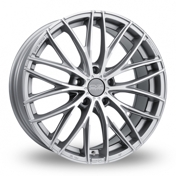 Zoom OZ_Racing Italia_150_5_Stud Silver_Polished Alloys