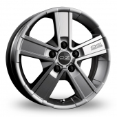 Image for OZ_Racing Off_Road_5 Titanium Alloy Wheels