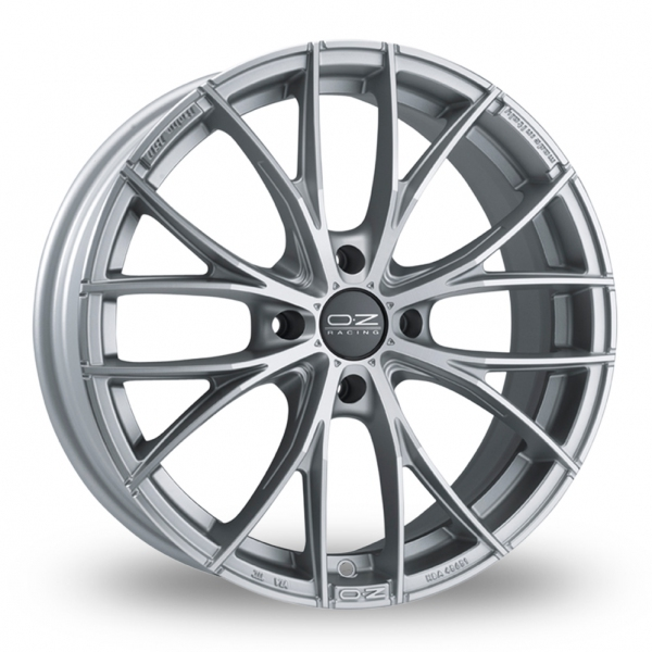 Zoom OZ_Racing Italia_150_4_Stud Silver_Polished Alloys