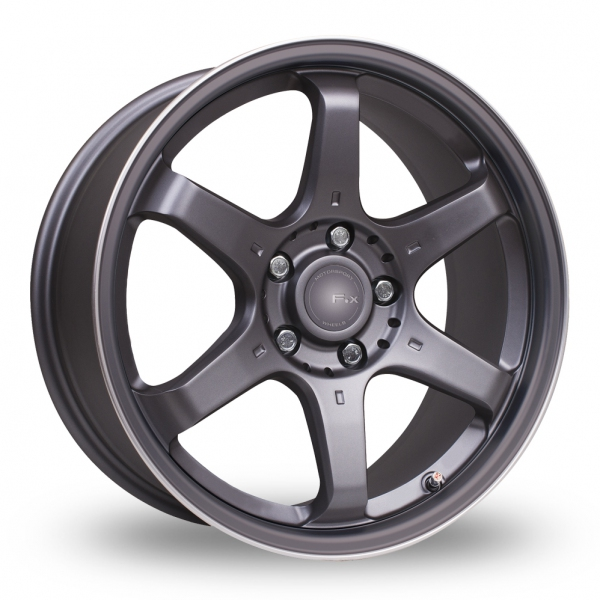 Zoom Fox_Racing MS006 Grey Alloys