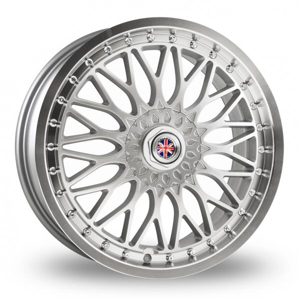 Zoom Wolfrace Mini_Works_Rockingham Silver_Polished Alloys