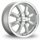 Image for Konig Rewind Silver Alloy Wheels