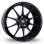 Image for OZ_Racing Superforgiata Black Alloy Wheels