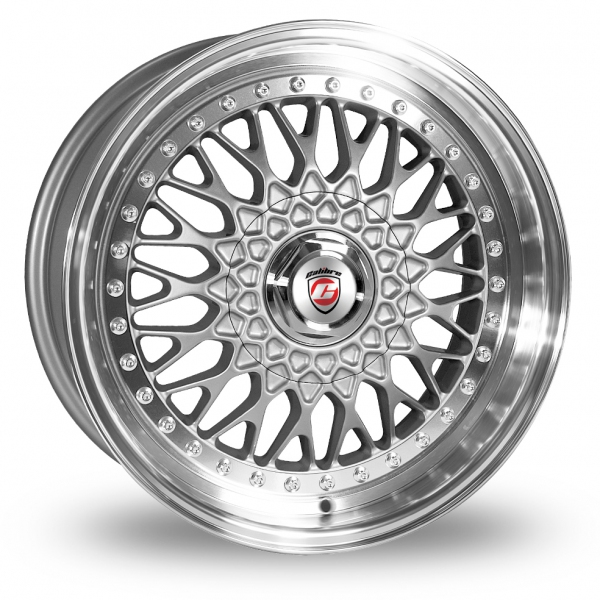 Zoom Calibre Vintage_5x120_Low_Wider_Rear Silver Alloys