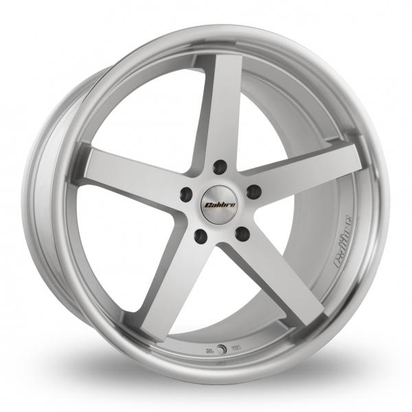 Zoom Calibre CC-V_Wider_Rear Silver_Polished Alloys