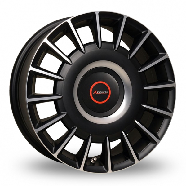Zoom Xtreme X-Zero Black_Polished Alloys