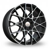 Image for Speedline Cesare Black_Polished Alloy Wheels