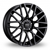 Image for Momo Revenge Matt_Black Alloy Wheels