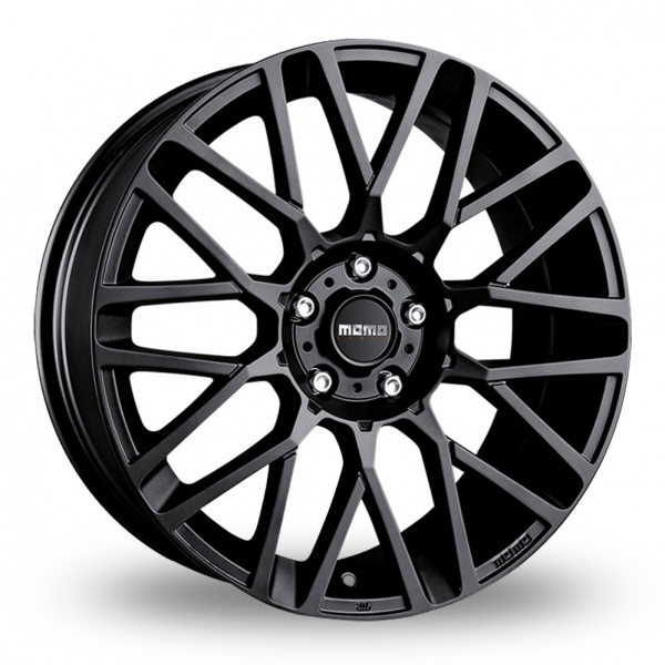 Zoom Momo Revenge Matt_Black Alloys