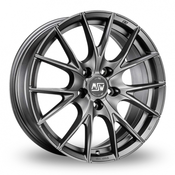 Zoom MSW_(by_OZ) 25_5x120_Wider_Rear Matt_Titanium Alloys