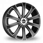 Image for Momo Europe Black_Polished Alloy Wheels