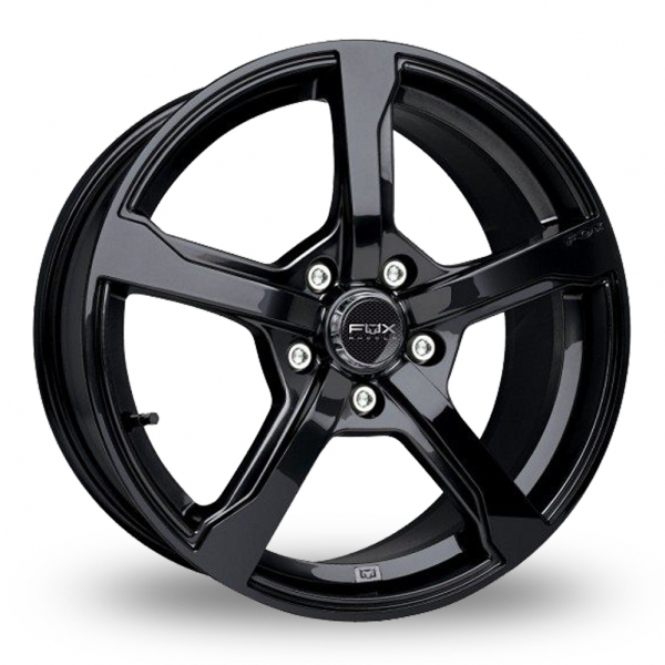 Zoom Fox_Racing FX6 Black Alloys