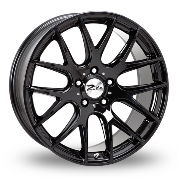 Zoom Zito ZL935_5x120_Low_Wider_Rear Black Alloys
