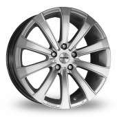Image for Momo Europe Hyper_Silver Alloy Wheels