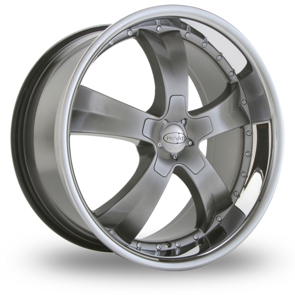 Picture of 20 Inch Privat Kontakt Alloy Wheels