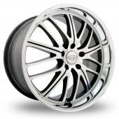 Image for Privat Motiv Graphite_Polished Alloy Wheels