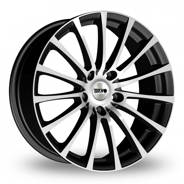 Zoom Tekno RX11 Black_Polished Alloys