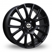 Image for Tekno RX7 Matt_Black Alloy Wheels