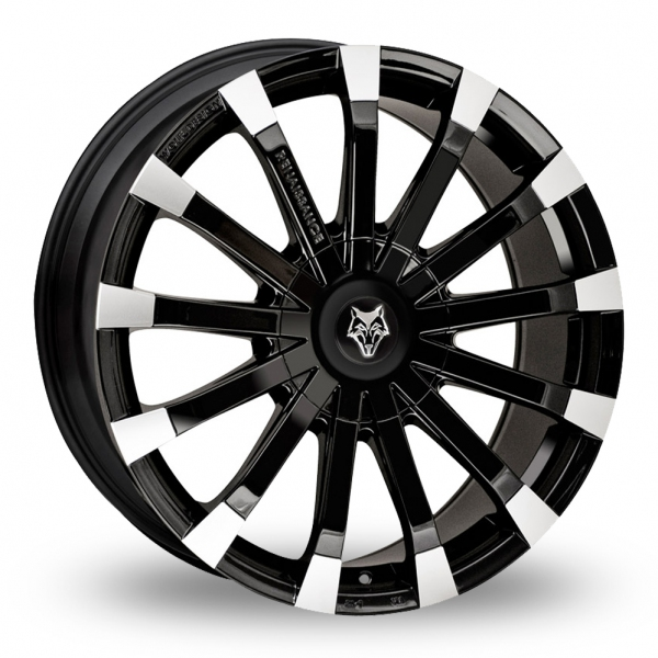 Zoom Wolfrace Wolf_Design_Renaissance Black_Polished Alloys