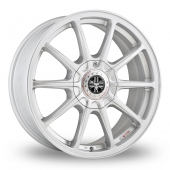 Image for Wolfrace Pro-Lite_eco_2_0 Silver Alloy Wheels