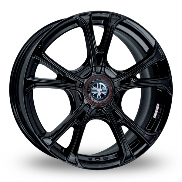 Zoom Wolfrace Ultra-Lite_eco_2_0_Wider_Rear Black Alloys