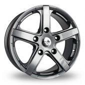 Image for Fox_Racing Commercial Grey Alloy Wheels