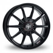 Image for Wolfrace Pro-Lite_eco_2_0_Wider_Rear Black Alloy Wheels