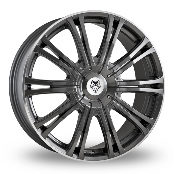 Zoom Wolfrace Wolf_Design_Vermont_Sport Gun_Metal Alloys