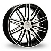 Image for ZCW V10 Black_Polished Alloy Wheels