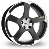 Image for Dotz Freeride Graphite Alloy Wheels