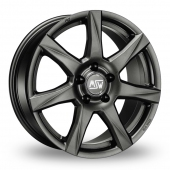 Image for MSW_(by_OZ) 77 Grey Alloy Wheels
