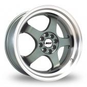 Image for ZCW R5 Gun_Metal Alloy Wheels